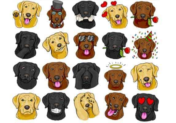 pet emoji sticker