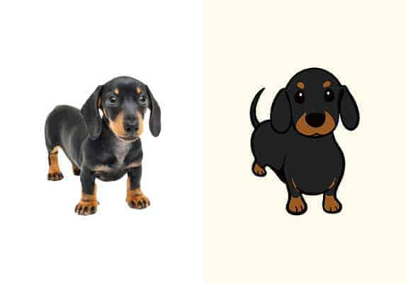 dachshund emoji