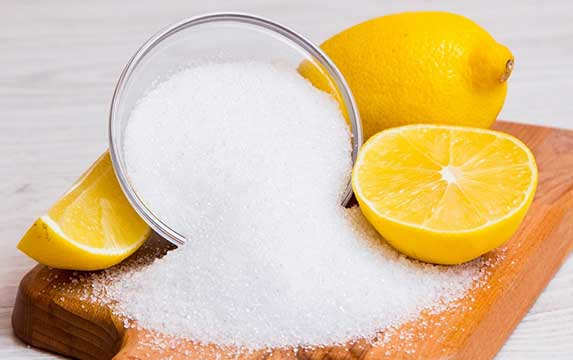 citric powder for dogs