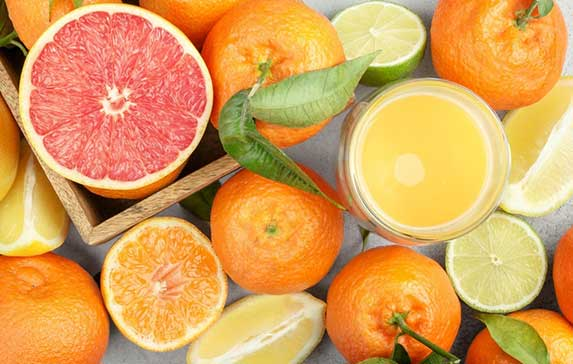 variety of citrus for dogs