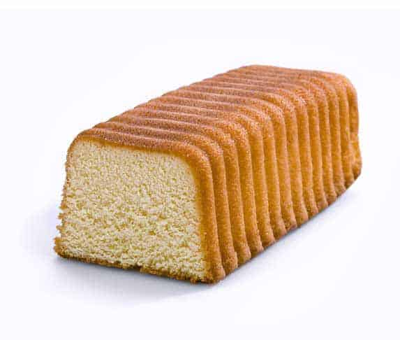 pound cake for dogs