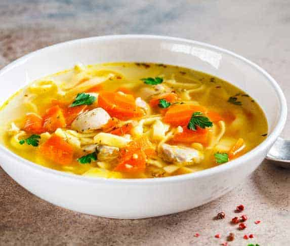 chicken soup for dogs