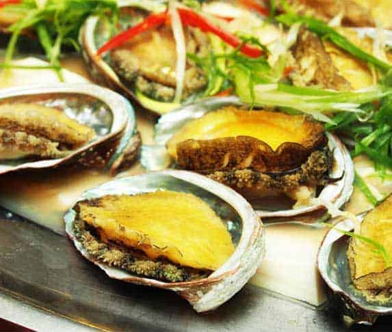 abalone delicacy