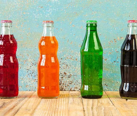 variety of soda